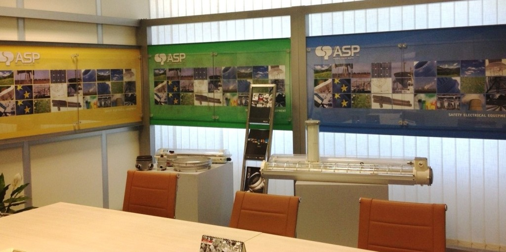 New sessions of Nuova ASP cable glands training