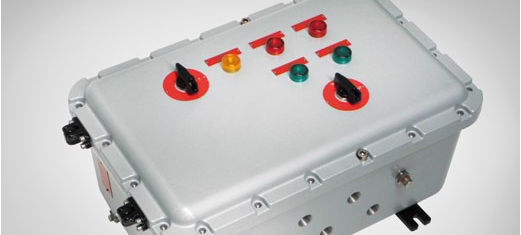 Explosion proof enclosure EJB - Nuova ASP