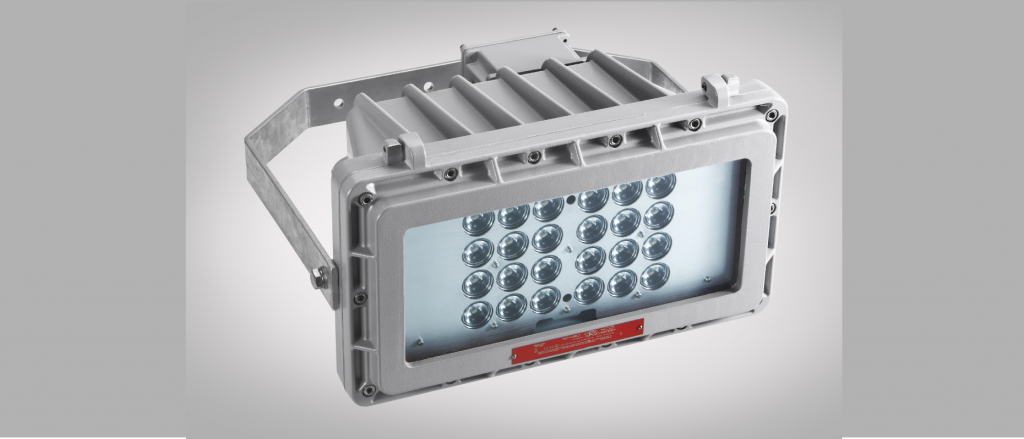 Product focus: floodlights SFD SFDE series