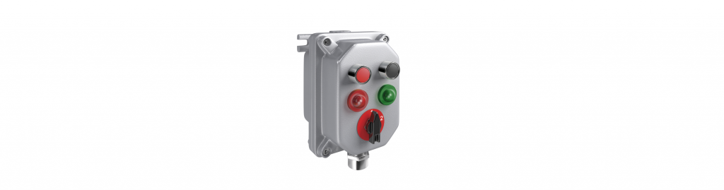 Product focus: control and signalling units series EFG
