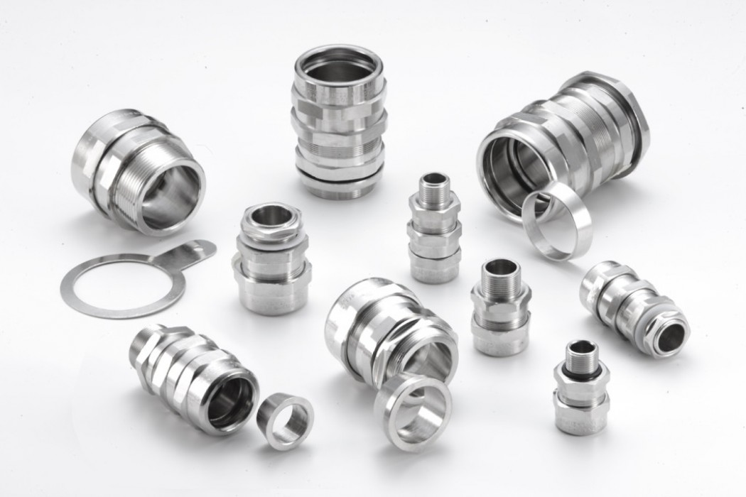 Nuova marcatura pressacavi e fittings
